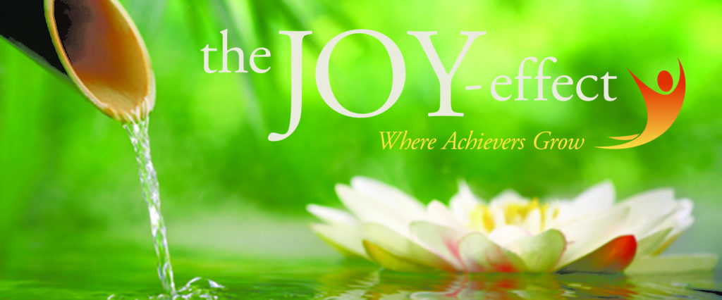 The Joy-Effect where achievers grow
